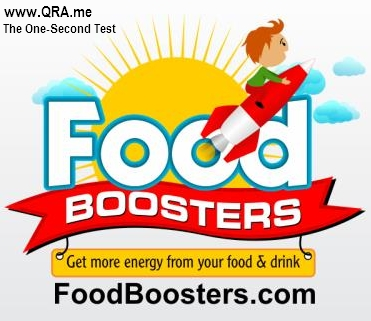 FoodBoosters Logo